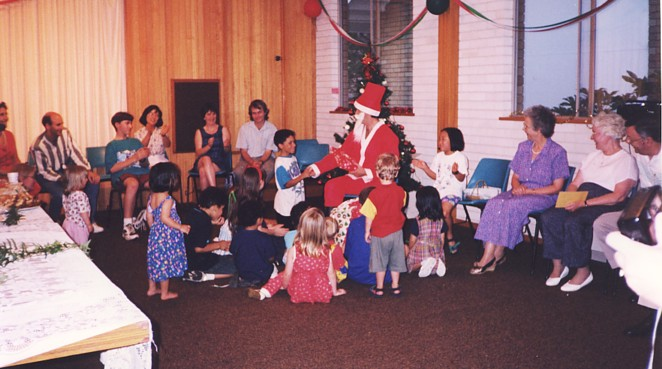 Christmas Party, 1997